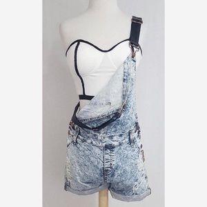 Denim - 🆕Denim Shorts Overalls